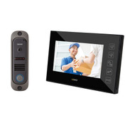Q-See Q-VID Wired Video Doorphone with 7-Inch LCD Montior
