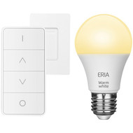 ERIA 81893 A19 Soft White Smart Wireless Lighting Starter Kit
