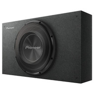 Pioneer TS-A3000LB A-Series Shallow-Mount Pre-Loaded Enclosure (12-Inch Subwoofer)