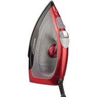 Brentwood Appliances MPI-54 Nonstick Steam Iron (Red)