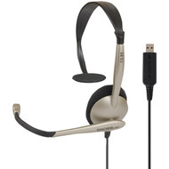 KOSS 184060 CS95 USB On-Ear Communication Headset
