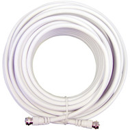 Wilson Electronics 950620 RG6 F-Male to F-Male Low-Loss Coaxial Cable (20ft)