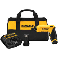 DEWALT DCF680N2 8-Volt Screwdriver Kit with 2 Batteries