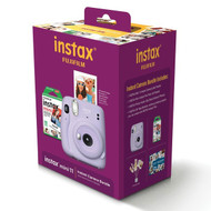 Fujifilm 600021728 instax mini Camera Bundle (Lilac Purple)