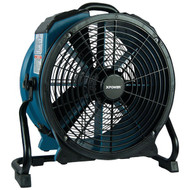 xpower_ X-47ATR X-47ATR 3,600 CFM Variable-Speed Sealed Motor Industrial Axial Air Mover/Dryer/Blower Fan with Timer and Power Outlets
