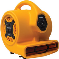 xpower_ P-130A P-130A Compact Air Mover with Daisy Chain