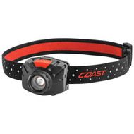 Coast 21324 435-Lumen FL70 Pure Beam Focusing Headlamp