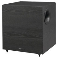 BIC America V-1020 Down-Firing Powered Subwoofer for Home Theater and Music (10-Inch, 350 Watts)