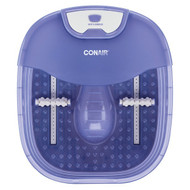 Conair FB90 Heat Sense Foot and Pedicure Spa with Heated Bubble Massage