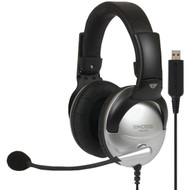 KOSS 178203 SB45 USB Full-Size Over-Ear Communication Headset