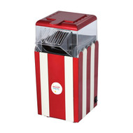 Brentwood Appliances PC-488R Classic Striped 8-Cup Hot Air Popcorn Maker