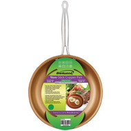 Brentwood Appliances BFP-326C Non-Stick Induction Copper Frying Pan (10 Inch)