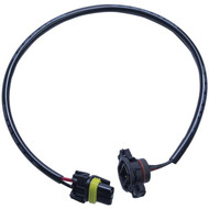 Heise LED Lighting Systems HE-JWFLAH 9145 to PSX24W Connector Adapter Harness for 2010 & Up Jeep Wrangler
