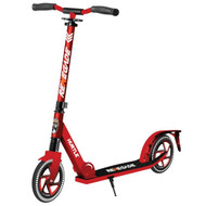 Hurtle HURTSRD Foldable Kick Scooter (Red)