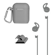 AT&T APCKIT-GRY AirPods Case and Accessories Kit (Gray)