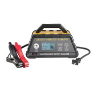 Wagan Tech 7407 15-Amp 6-Stage Lithium-Capable Battery Charger