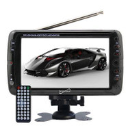"7"" Portable TV Digital Tuner"