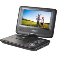 "7"" TFT LCD Portable DVD Player"