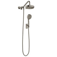 Oasis Shower System Nickel