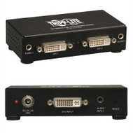 2 Port SL DVI Video Splitter