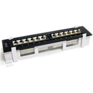 12 Port Cat 6 Patch Panel