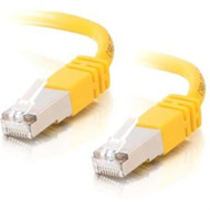 100' Cat5e Patch Yellow
