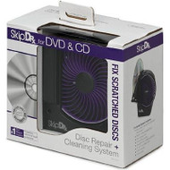 DVD CD Repair Cleaning System