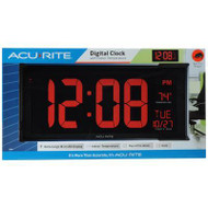 "AcuRite Digital 18"" Wall Clock"