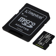128GB micSDXC Canvas Select Pl