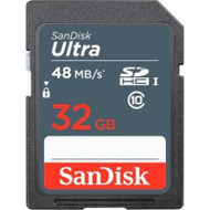 32GB Ultra SDHC Card