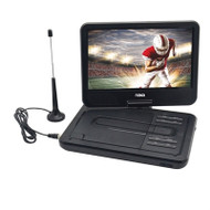 "10"" Portable DVD Player w TV"