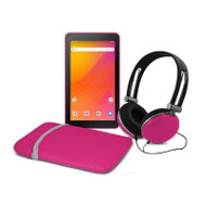 "Ematic 7""Android 8 1 Tab Pink"