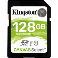 128GB SDXC Canvas Select 80R