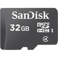 32GB microSD Card with Adapter