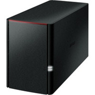 LinkStation SoHo 4TB 2bay NAS