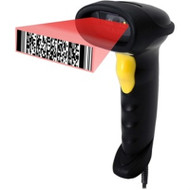 1D 2D Handheld CCD Barcode Sca