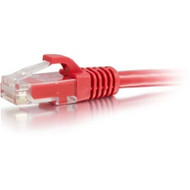 125FT CAT6 BOOTED UTP RED