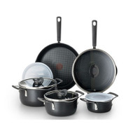 TFAL All In One NS Black 10PC
