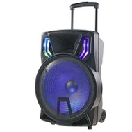 "15"" Portable Party Speaker"