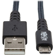 USB A to USB Micro B Cable 10'