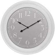 "22"" WALL CLOCK WHITE"