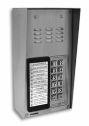 12 Button Apartment Entry Phone