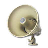 Self Amplified Paging Horn in Beige