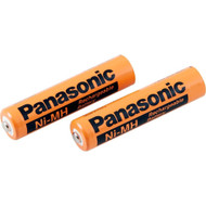 2 PACK AAA 1.2 V 750 mAh BATTERY