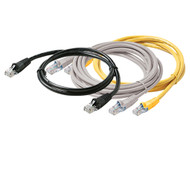 100'Grey Molded Cat5E UTP Patch Cord