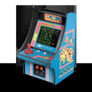 "6.75"" RETRO MS. PAC-MAN MICRO PLAYER"