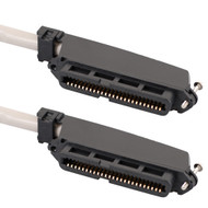 25-PAIR CABLE ASSEMBLY F-F 90 10'