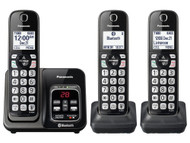 3HS Cordless Telephone ITAD Met Black