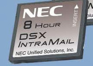DSX IntraMail 4 Port 8 Hour VoiceMail