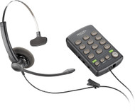 204549-01 Telephone and Headset T110